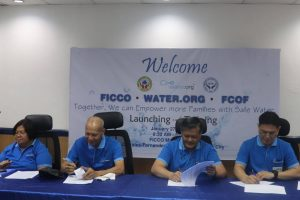 Water.org Contract Signing